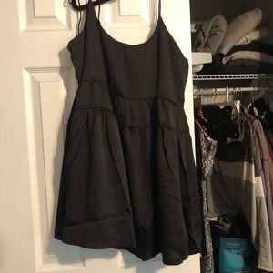 Black dress/ tank!